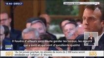 """""""J'ai la tête d'un moule ?"""" : quand Emmanuel Macron prenait la défense de l'ENA"""