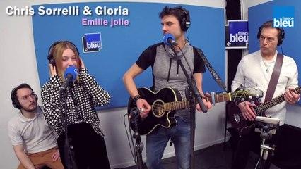Chris Sorrelli et Gloria - Emilie Jolie