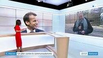 Emmanuel Macron : le plan du gouvernement contre le communautarisme
