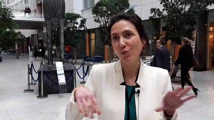 Valérie Hayer, députée européenne