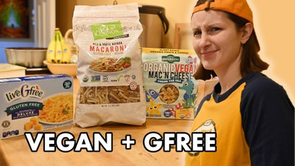 BoxMac 144: Vegan Pastabilities and liveGfree Deluxe