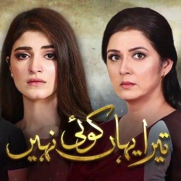 Tera Yahan Koi Nahin - Episode 16 - HUM TV Drama - 18 February 2020