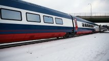 Découvrez des images exclusives du premier TGV américain, construit par Alstom