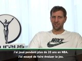 NBA - Nowitzki honoré de recevoir le Laureus World Awards du sport