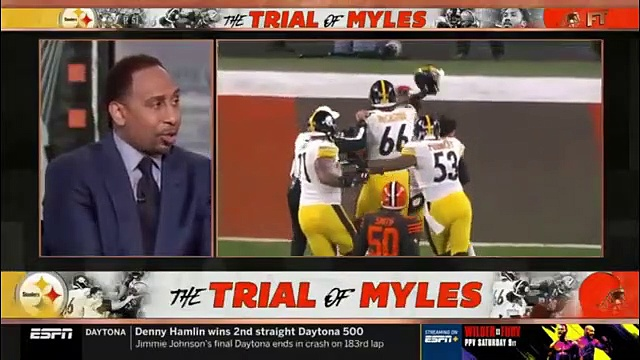 First Take Full Recap Show 42 minutes long 2/18/20