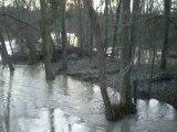 Inondations à Combs-la-Ville