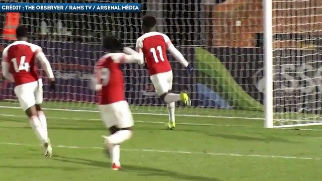 Bukayo Saka, la nouvelle sensation offensive d'Arsenal