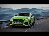 Essai Audi RSQ3 Sportback 2020
