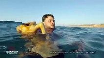 Cette tête de statue antique découverte en Libye gisait au fond de l'eau depuis deux mille ans