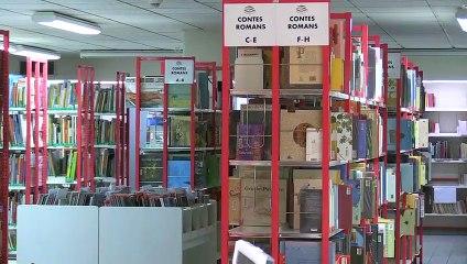 Prêt aux enseignants : 45 000 livres qui échappent aux profs à Saint-Etienne - Reportage TL7 - TL7, Télévision loire 7