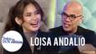 Fast Talk with Loisa Andalio   TWBA