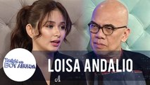 Loisa shares the time Ronnie got mad at her | TWBA