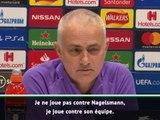 """8es - Mourinho s'agace contre un journaliste : """"Quelque chose à prouver, après 20 ans de carrière ?"""""""