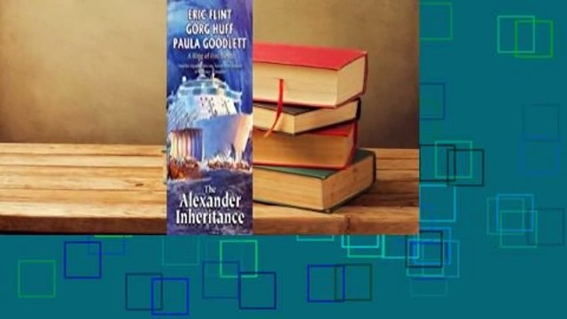 [Read] The Alexander Inheritance  Review