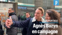 Agnès Buzyn dans les rues de Paris  : « On est tous derrière toi ! »