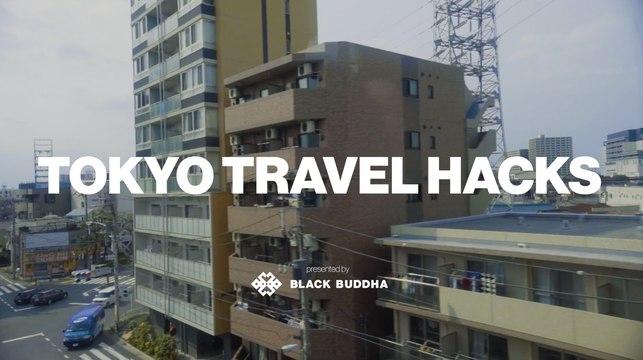 Tokyo Travel Hacks