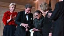 Ruth Bader Ginsburg: Sparkling Heels For Women's Leadership Presentation