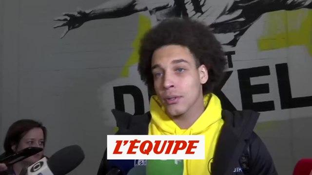 Witsel «Ne pas laisser d'espace à Neymar, Mbappé et Di Maria» - Foot - C1 - Dortmund