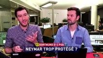 """A force de mettre Neymar dans le formol..."""