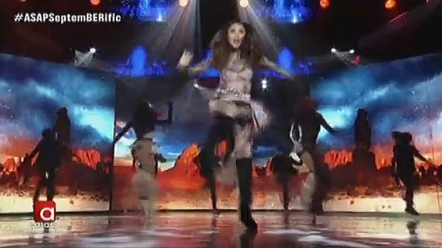 Popstar Royalty Sarah G in a supah fierce performance of her latest single 'Tala'