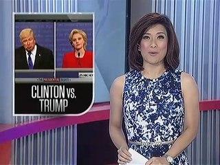 Spoof ng debate nina U.S. Preseidential candidates Donald Trump at Hilary Clinton, patok sa internet