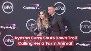 Ayesha Curry Will Call You Out