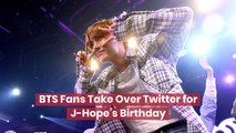 BTS Takes Over Twitter