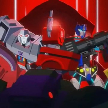 Transformers: Cyberverse - [Season 3 Episode 1]: The Battle For Cybertron I