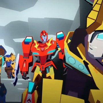 Transformers: Cyberverse - [Season 3 Episode 2]: The Battle For Cybertron II