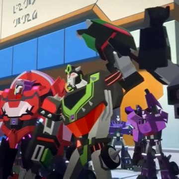 Transformers: Cyberverse - [Season 3 Episode 6]: The Dead End