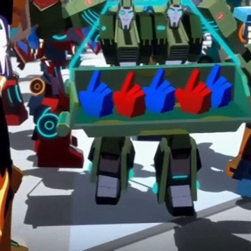 Transformers: Cyberverse - [Season 3 Episode 7]: The Sleeper