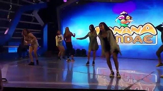 Ang nakakatakot sa sexy na opening number rehearsals nina Jessy, Sunshine at Aiko, silipin!