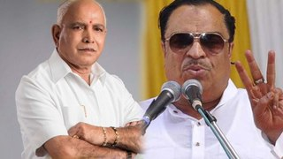 BS Yediyurappa's situation is best explained by Ibrahim