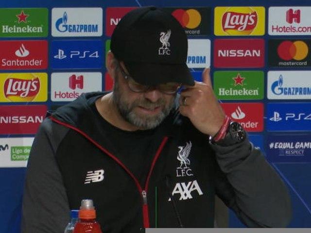 "Liverpool - Klopp : ""Ce soir, on a vu ce qu'un stade peut apporter à son équipe"""