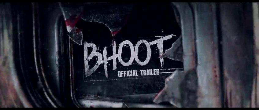 Bhoot: The Haunted Ship (2020 Film) | Official Movie Trailer | Vicky Kaushal,Bhumi Pednekar, Ashutosh Rana