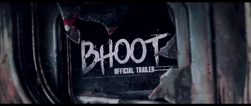 Bhoot: The Haunted Ship (2020 Film)   Official Movie Trailer   Vicky Kaushal,Bhumi Pednekar, Ashutosh Rana