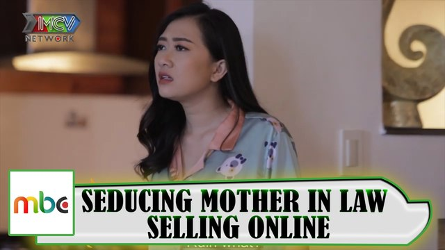 DAUGHTER IN LAW SEDUCED HER MOTHER IN LAW SELLING ONLINE