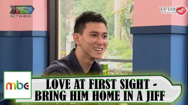 LOVE AT FIRST SIGHT - BRING HIM HOME IN A JIFF