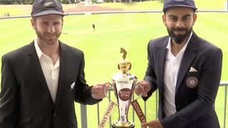 Ind vs Nz 1st Test | Team Virat was seen practising prior first test | Virat Kohli | Kane williamson