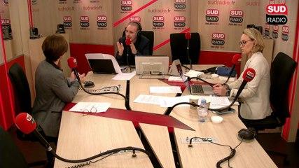 Christelle Dubos - Sud Radio mercredi 19 février 2020