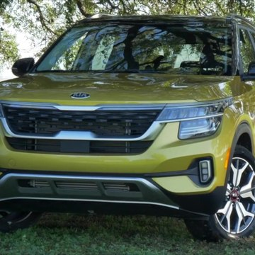 2021 Kia Seltos Design Preview