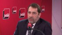 """Christophe Castaner : """"On doit prêcher en Français quand on est en France"""""""