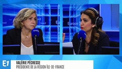 Valérie Pécresse - Europe 1 mercredi 19 février 2020