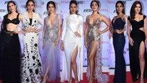 Bollywood Celebs Look at Nykaa Femina Awards 2020 | Aditi |Rakul| Rhea| Eli Avram | Boldsky