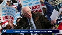 Bernie Sanders Takes Double-Digit Lead