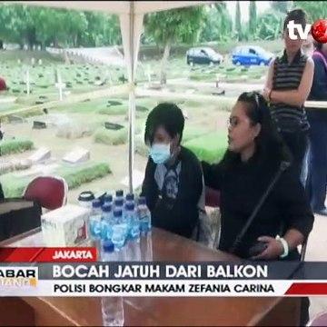 Polisi Bongkar Makam Anak Karen Idol