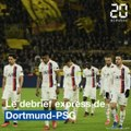 Ligue des champions: 3-4-3 bizarroïde, Haaland et coup de gueule de Neymar... On débriefe Dortmund-PSG
