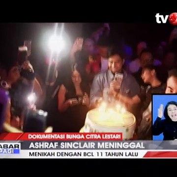 Kisah Cinta Sejati BCL dan Ashraf Sinclair