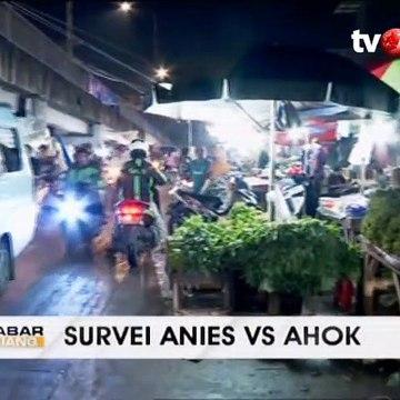 Survei Ahok Lebih Jago Urus Banjir Dinilai Jatuhkan Anies