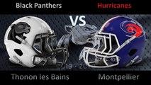- Black Panthers vs Hurricanes